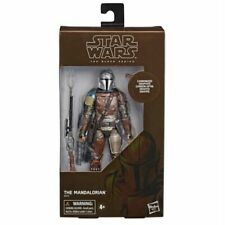 ?Star Wars Black Series The Mandalorian 6? Carbonized Target Exclusive?