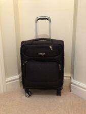 Samsonite StackIT 2.0 - Cabin Size Suitcase in Black Travel luggage