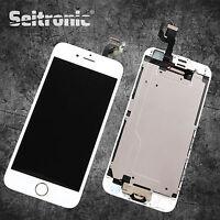 Display iPhone 6 LCD mit RETINA Glas Scheibe Touch KOMPLETT VORMONTIERT WEISS
