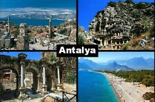 ANTALYA Turkey Souvenir Fridge Magnet