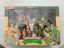 NECA TMNT Teenage Mutant Ninja Turtles Captain Zarax And Zork 2 Pack