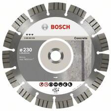 BOSCH Ø 230mm Diamanttrennscheibe Best for Concrete