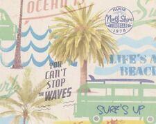 Wandtapeten für den Strand