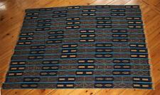 Afrikanische Kente Decke original  gewebt Handarbeit ,Kunsthandwerk   aus Ghana