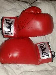 Authentic Mike Tyson Autographed Boxing Glove, Everlast JSA CERTIFIED!!