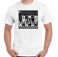 THE SPECIALS T-SHIRT 2Tone Mens SKA Two Tone 2 Tone Unisex Adults Top Scooter