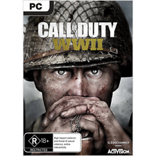 Call of Duty WWII - PC Brand New Sealed