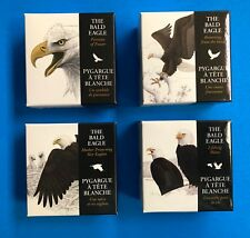 2013 Lot Canada The Bald Eagle 4, 1oz Silver Proof Coin Collection  Set       m