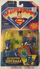 "Anti-Kryptonite Superman Animated Series 5"" figure 2001 DC UNIVERSE Kenner"