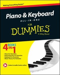 Piano and Keyboard All-in-One For Dummies [For Dummies Series]