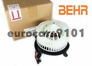 Mercedes-Benz CLS500 Behr Hella Service HVAC Blower Motor 009159601 2118300908