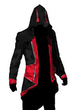 Assassin's Creed 3 Conner Kenway Hoodie Jacket Coat Cloak Costume Cosplay size S
