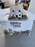 CLARE COTTAGE by Lilliput Lane, 1985 - Available @ Retro Room 1982
