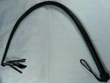 Quality Short Leather Bullwhip Whip, WH-14  FREE UK DELIVERY