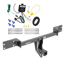 Trailer Tow Hitch For 15-19 Mercedes-Benz GLA250 Receiver w/ Wiring Harness Kit