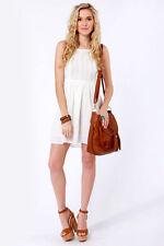 Roxy Women's Perfect Days Ivory Sundress – sz L