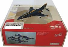 Herpa Wings 556422 McDonnell Douglas F-4J Phantom II US Navy Blue Angels No. 2