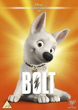 BOLT - DISNEY - LIMITED EDITION O RING WITH DVD - NEW / SEALED - NO 48 ON SPINE