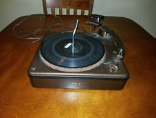Webster Chicago Record Player 55-1A runs