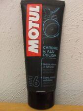 58,50€/l Motul Chrome & Alu Polish 200 ml Chrom - / Alu Politur
