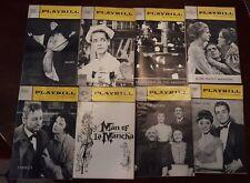 11 original Broadway Theater Playbills 19460s, good condition, Bette Midler!