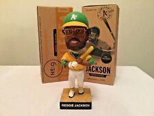 Oakland Athletics A's REGGIE JACKSON 2004 BOBBLEHEAD NEW / PRISTINE HOF SGA RARE