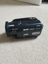 JVC Everio Camcorder GZ-HD3AA 60GB HDD