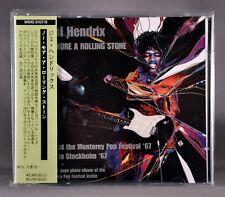Jimi HENDRIX No More A Rolling Stone Orig 2004 JAPAN Plastic Cs CDx2 MSIG-0107~8