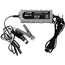 DUNLOP Batterie Ladegerät für 12V und 6V  KFZ Auto Lade Gerät Gel Batterie