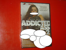 """DVD SEALED""""ADDICTED TO ASS 2""""NIKITA DENISE-GINA RYDER-ANDY BROWN-HEATHER GABLES"""