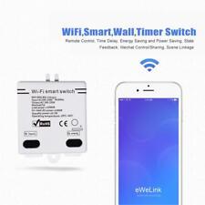 WiFi Basic Smart Light Switch Wireless Universal Breaker DIY Smart Home Module
