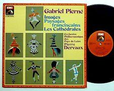 Pierre Images les Cathedrals Dervaux EMI La Voix de Son Maitre France cla92