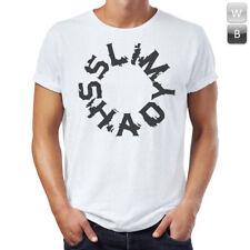 Slim Shady T-shirt Eminem Marshall Mathers Rapper Rap Music Tee T Top Unisex SXL
