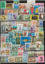 TÜRKEI  Briefmarken Lot gestempelt  und ungebraucht (kopfstehende)