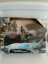 Military Adventure Action Toys Naval Special Warfare Gunboat Vehicle