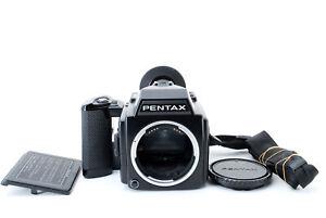 [Excellent] Pentax 645 Body Medium Format Film Camera from japan 710718