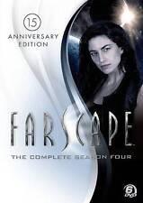 Farscape - Season 4: Box Set (DVD, 2014, 6-Disc Set, 15th Anniversary Edition)