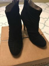 Nine West Ankle Boots Women's Size 8.5M Gently Used