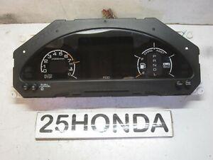 2000-2006 Honda Insight Automatic Digital Instrument Cluster OEM ZE1 Rare
