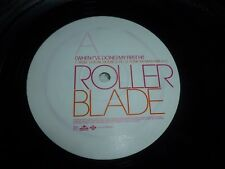 "ROLLER BLADE - My first hit - UK 2-track 12"" Vinyl Single"