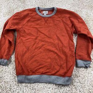place est. 1989 youth boys large (10/12) long sleeve crewneck sweater multicolor