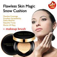 Air Cushion BB Cream Concealer Moisturizing Foundation Makeup Cream + Brush