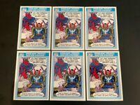 1990 Marvel Universe Spider-Man Presents: Doctor Strange #158 ~ Lot of 6 💎🔥