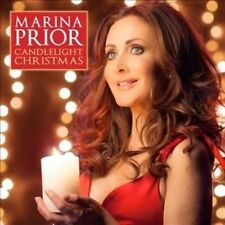 MARINA PRIOR Candlelight Christmas CD BRAND NEW