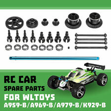 RC Car Metal Spare Replacement Parts For 1:18 Wltoys A959-B A969-B A979-B K929-B