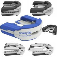 Stop Snoring TONIGHT Oral Appliance - Adjustable Apnea sleep Snore Prevention