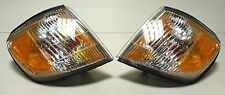 Subaru Forester SF 2000-02 SUV turn signal indicator blinker lights set pair USA