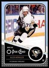 2011-12 O-Pee-Chee Alex Kovalev #478