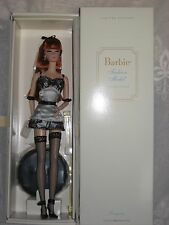 Barbie Silkstone Fashion Model Lingerie # 6 Redhead NRFB Factory Tissued
