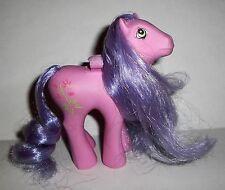 Vintage My Little Pony MLP Flutter Ponies Lily